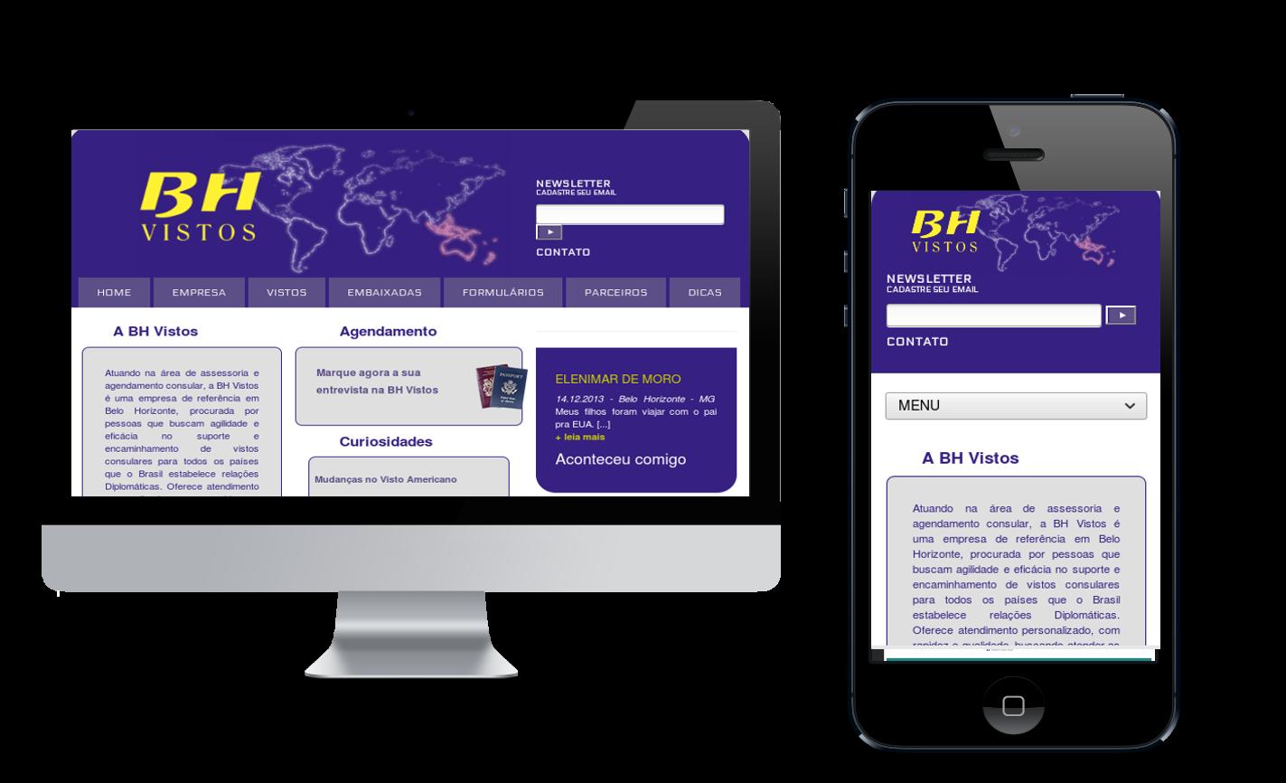A BH Vistos é uma empresa despachante de vistos consulares para todos os lugares do mundo.