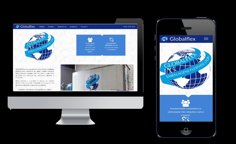 Globalflex - Embalagens Flexíveis