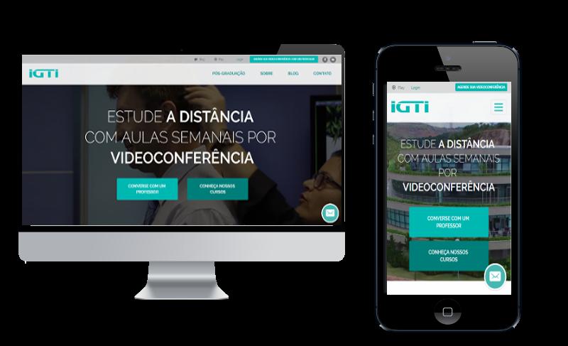 IGTI - Instituto de Gestão e Tecnologia da Informação