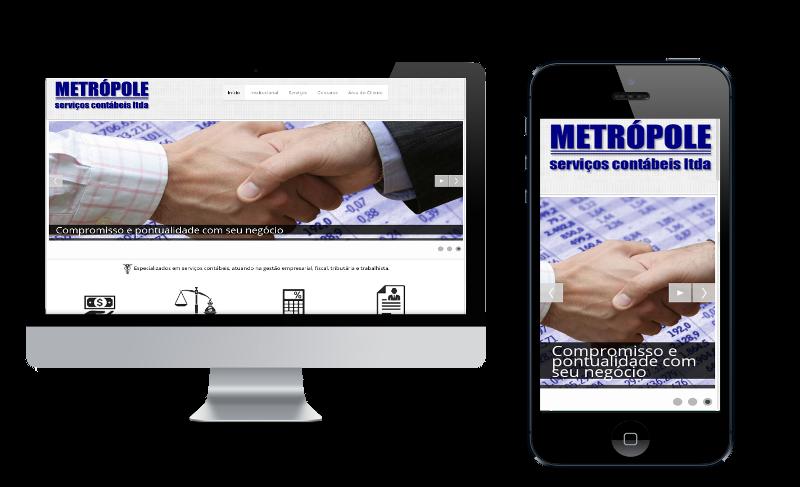 Metrópole Contábil - Serviços de Contabilidade